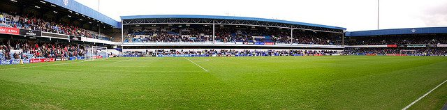 QPR Loftus Road panorama